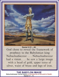 THE KING OF BABYLON
