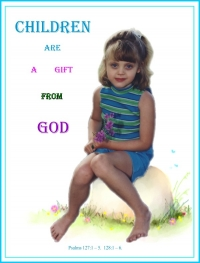 children are a gift from god Biblical correctness ministries search this site navigation home articles / subjects a government built on love a rebel against society a sword for peace.